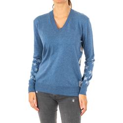 Vêtements Femme Pulls La Martina Pull à manches longues Bleu