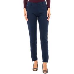Vêtements Femme Pantalons La Martina Pantalon ottoman Bleu