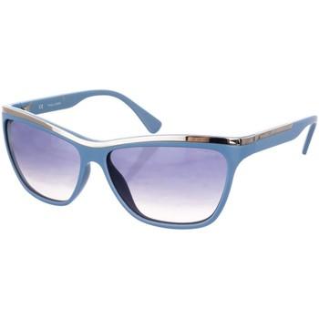Montres & Bijoux Femme Lunettes de soleil Police Lunettes de soleil police Bleu