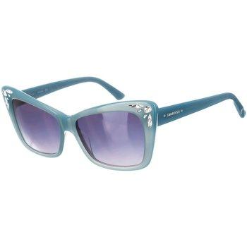 Montres & Bijoux Femme Lunettes de soleil Swarovski Lunettes de soleil Bleu