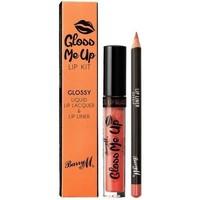 Beauté Femme Gloss Barry M Gloss Me Up Kit Lèvres   Gossip Orange