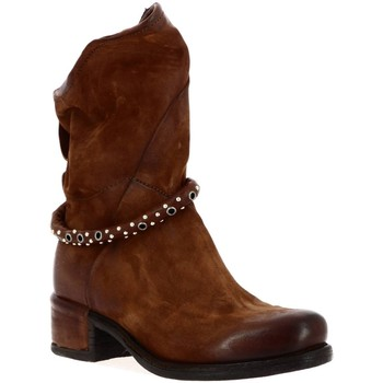 Chaussures Femme Bottes As98 545205 camel
