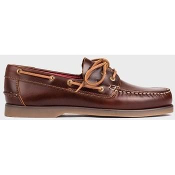 Chaussures Homme Chaussures bateau Martinelli mod.0011 Marron