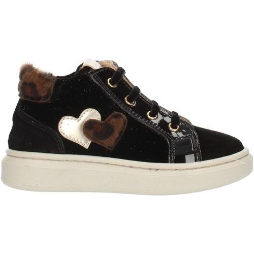 Chaussures Enfant Baskets montantes Nero Giardini A921212F Noir