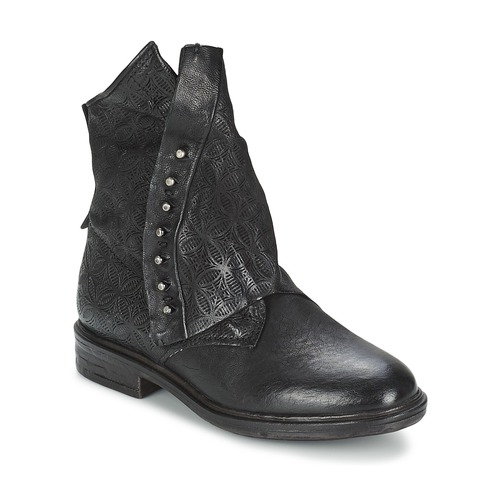 Chaussures Femme Boots Airstep / A.S.98 ETIENNE Noir