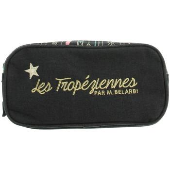 Sacs Enfant Trousses Les Tropéziennes par M Belarbi Trousse Les Tropeziennes ref_46792 Black 22*10*5 Noir