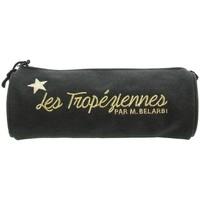 Sacs Enfant Trousses Les Tropéziennes par M Belarbi Trousse Les Tropeziennes ref_46793 Noir 22*7 Noir