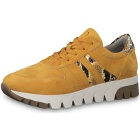 Chaussures Femme Baskets basses Tamaris 23741 jaune