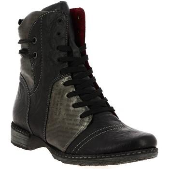 Chaussures Femme Boots Remonte Dorndorf d4366 noir