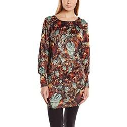 Vêtements Femme Robes courtes Custo Barcelona Robe Lanna Bloom Vert