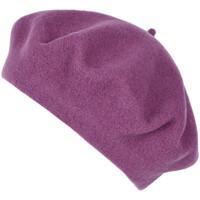 Accessoires textile Femme Bonnets Sacaly Béret Yva Lilas