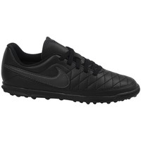 Chaussures Enfant Football Nike Majestry TF Noir