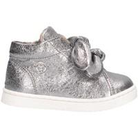 Chaussures Fille Baskets basses Florens E706347T argent