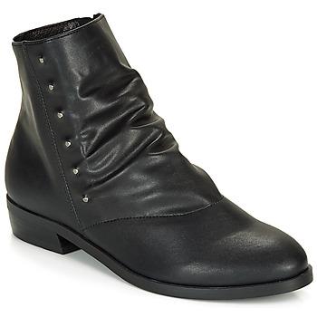 Chaussures Femme Boots André ELIPSE Noir