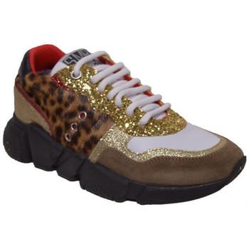 Chaussures Femme Baskets basses Semerdjian er408e1-29 Doré