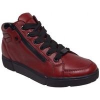 Chaussures Femme Baskets montantes Ara 12-14435-05 rouge
