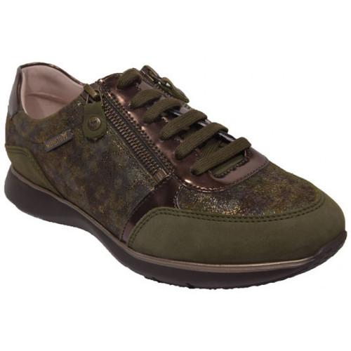 Chaussures Femme Baskets basses Mephisto monia vert