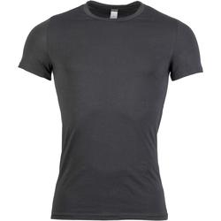 Vêtements Homme T-shirts manches courtes Hom - tee-shirt NOIR