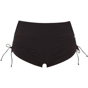 Vêtements Femme Maillots de bain séparables Rosa Faia Short de bain réglable Nora Island Hopping Noir Noir