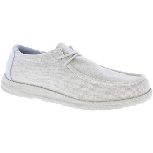 Chaussures Homme Slip ons Woz DRUPS-U beige