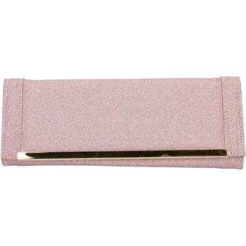 Sacs Femme Pochettes / Sacoches Made In Italia rosa textile or AB990 rose