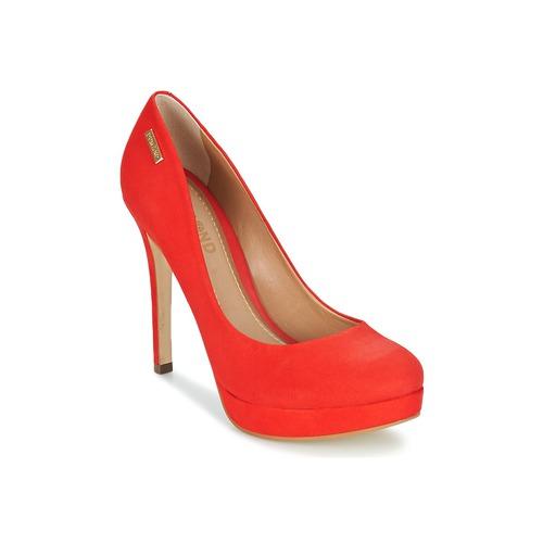 Chaussures Femme Escarpins Dumond MIRROURO Rouge