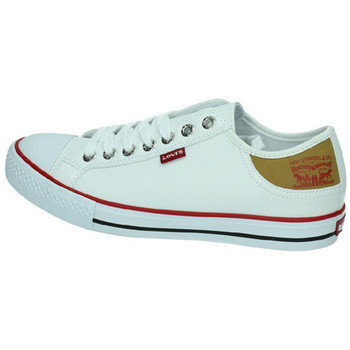 Chaussures Homme Baskets basses Levi's  Blanc