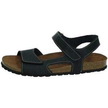 Chaussures Homme Sandales et Nu-pieds Interbios  Noir