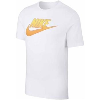 Vêtements Homme T-shirts manches courtes Nike - T-Shirt Gradient Futura - AV9974 blanc