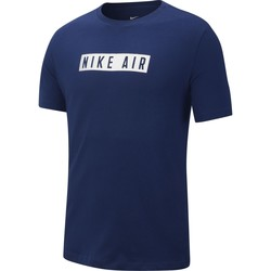 Vêtements Homme T-shirts manches courtes Nike - T-Shirt Air 3 - BV7641 Bleu