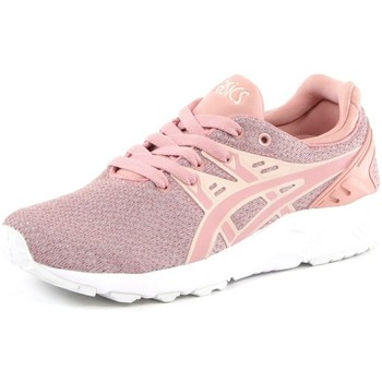 Chaussures Femme Baskets basses Asics Gel Kayano Trainer EVO Rose