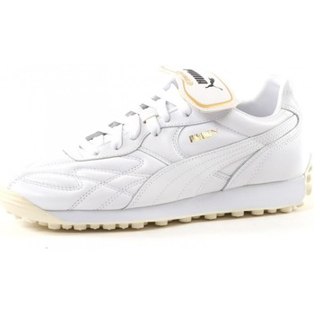Chaussures Football Puma SLCT King Avanti Premium Blanc