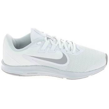 Chaussures Running / trail Nike Dowshifter Blanc Gris AQ7486-100 Blanc