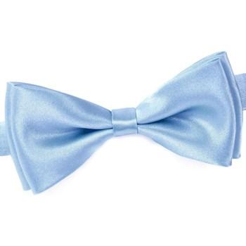 Vêtements Homme Cravates et accessoires Dandytouch Noeud papillon uni Ciel
