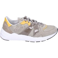 Chaussures Homme Baskets basses Guardiani sneakers textile beige