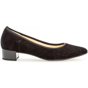 Chaussures Femme Escarpins Gabor Escarpins modernes Noir