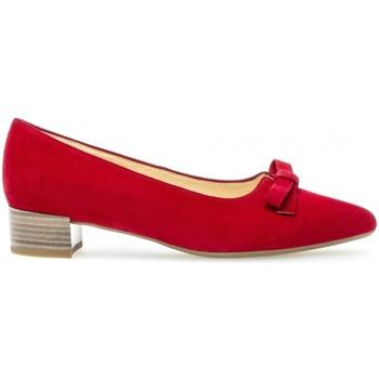 Chaussures Femme Escarpins Gabor Escarpins modernes Rouge