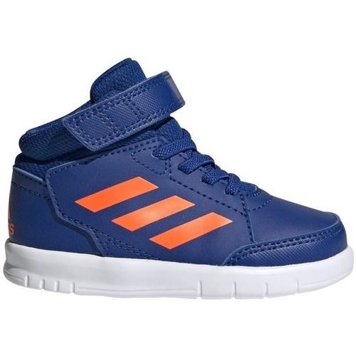 Chaussures Enfant Baskets montantes adidas Originals Altasport Mid EL I bleu
