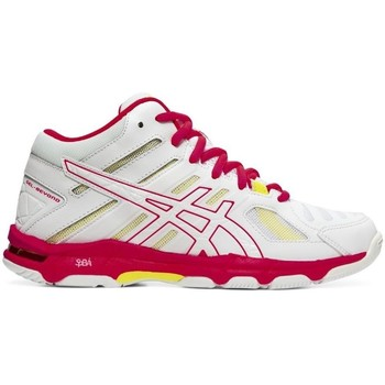 Chaussures Femme Basketball Asics Gelbeyond 5 MT Blanc,Rouge