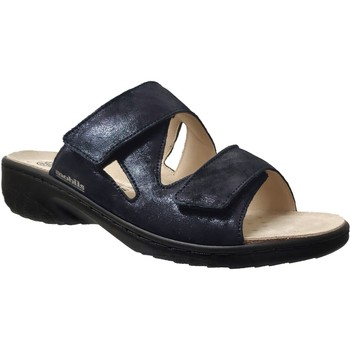Chaussures Femme Mules Mobils By Mephisto Geva Marine cuir