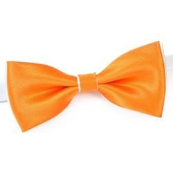 Vêtements Homme Cravates et accessoires Dandytouch Noeud papillon BeCool Neath Orange