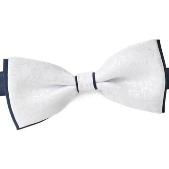 Vêtements Homme Cravates et accessoires Dandytouch Noeud papillon Vito Blanc