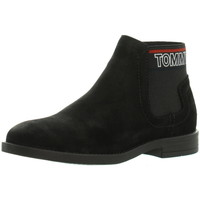 Chaussures Femme Bottines Tommy Hilfiger Bottines  ref_46769 Noir Noir
