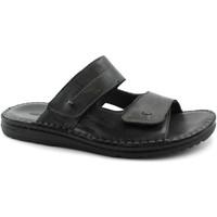 Chaussures Homme Mules Grunland GRU-RRR-CI1505-NE Nero