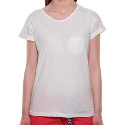 Vêtements Femme T-shirts manches courtes Sun Valley T Blanc