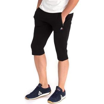 Vêtements Homme Shorts / Bermudas Le Coq Sportif SHORT Noir