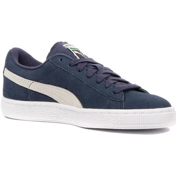 Chaussures Homme Baskets basses Puma SUEDE CLASSIC WN Bleu