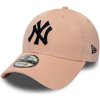 Accessoires textile Casquettes New-Era Casquette New York Yankees ENGINEERED 9FORTY Rose