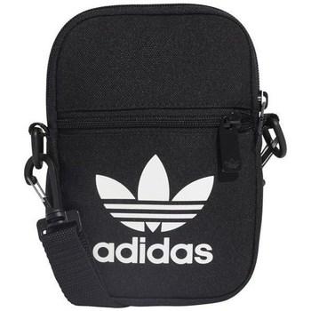Sacs Besaces adidas Originals Fest Bag Trefoil Noir