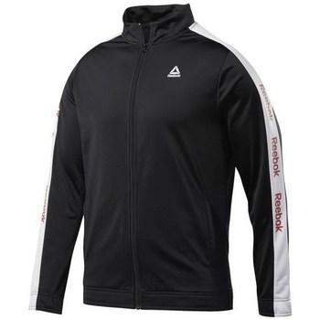 Vêtements Homme Sweats Reebok Sport Training Essentials Linear Logo Noir